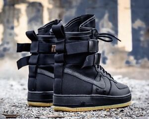 looking for size 7 Nike SF Air force one black
