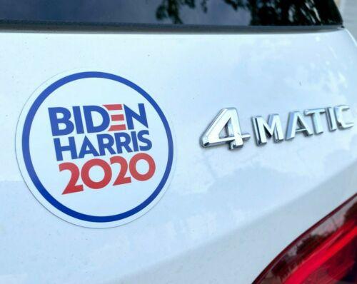 Biden Harris 2020 3x3 Political Campaign Magnet for Car, Truck, Helmet, Fridge