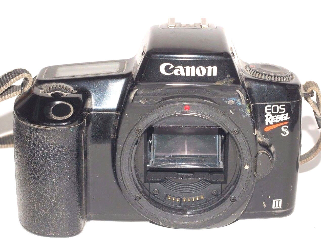 Canon Eos Rebel S Ii 35mm Film Camera Body Only Untested Ebay