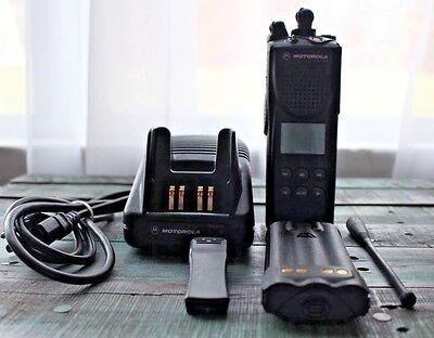 MOTOROLA Astro XTS3000 Radio, Smartnet, 800MHz, Model II, H09UCF9PW7BN