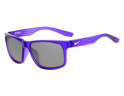 NEW Nike Cruiser EV0 956 501 Purple / Grey Silver (Nike Cruiser Sunglasses)