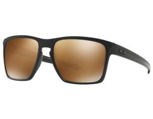 Oo9341-16 57 Oakley Sunglasses Sliver XL Matte Black Prizm Tungsten  Polarized c36efed7e6