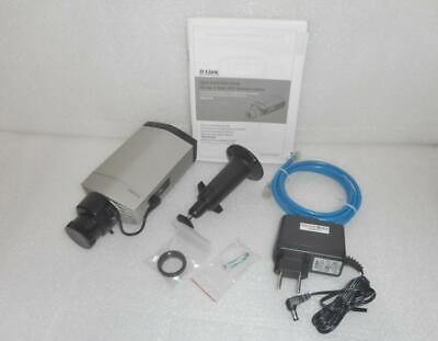 New D-Link DCS-3710 HD Day and Night WDR Network Camera