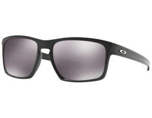 c863606cc8f Oakley Sunglasses Sliver Prizm Polished Black Frame W  Mirror Lens ...