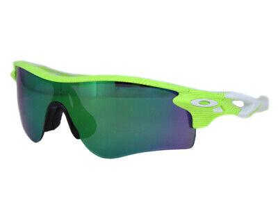 NEW Oakley Men's Radarlock Path Sunglasses w/ Jade & Black Iridium (Oakley Radarlock Path Sunglasses)