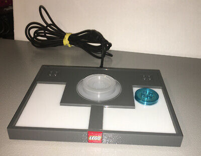 *LEGO Dimensions USB Portal Pad Base with Toy Tag PS3 PS4 Wii U 1A