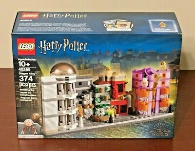 LEGO Harry Potter Diagon Alley 40289, Brand New - Sealed!