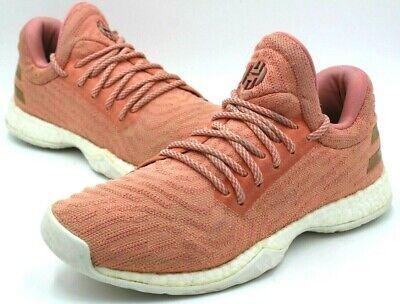 Adidas Harden Vol. 1 LS Primekit J Sweet Life, Men Sz 7 Pink White Boost CQ0189