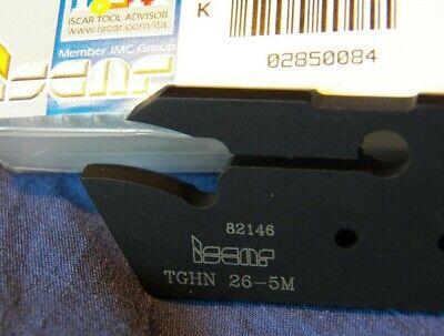 Tghn 26-5m Iscar Top-grip I.d. Blade