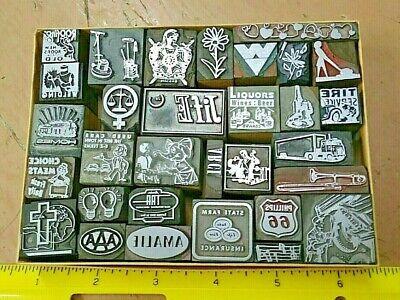 31 Printer Blocks Letterpress Printing Kelsey Vandercook