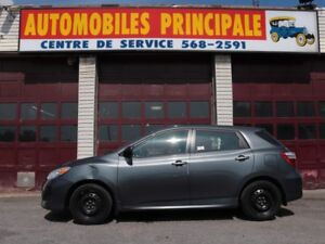 2012 Toyota Matrix with electric group