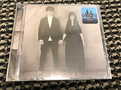 U2   Songs Of Experience   2017   Factory Sealed Brand New   Free Shipping