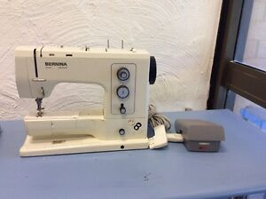 Sewing machines Bernina Eden Hill Bassendean Area Preview