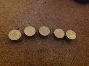 50 x 1966 fifty cent silver coin Rockingham Rockingham Area Preview