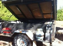 2011 Ezytrail camper off road 4x4 trailer will swap Nambour Maroochydore Area Preview