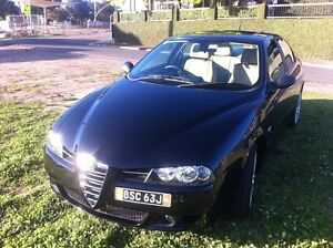 Superb low kms well maintained Alfa 156 Pyrmont Inner Sydney Preview