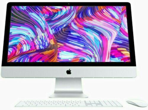 "New Apple 27"" Imac Retina 5k 2020 I5 3.1ghz 8gb 256gb Ssd W/ Apple Warrant"