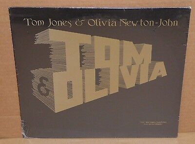 Tom   Olivia Sealed Vinyl Lp Tom Jones Olivia Newton John 351 Record Company