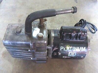 Jb Industries Dv-85n - 3 Cfm Platinum Premium Vacuumrefrig Evacuation Pump