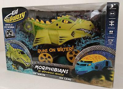 Morphibians Kid Galaxy Toy Vehicle Remote All Terrain Batteries Amphibious tank