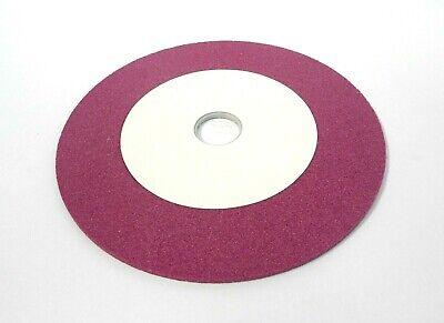 Ruby Profile Grinding Wheel For Wadkin Profile Grinders -1.14 Bore - Genuine