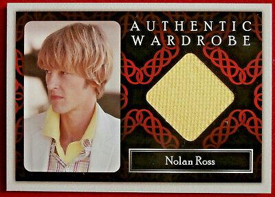 REVENGE - GABRIEL MANN / NOLAN ROSS - COSTUME CARD - M1 CRYPTOZOIC 2013