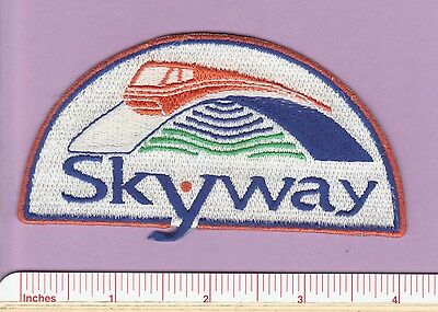 (Skyway Elevated Train Jacksonville FL State Florida Fla Security Shoulder Patch)