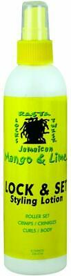 Jamaican Mango & Lime Lock and Set Styling Lotion 235 ml