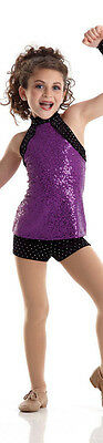 Crazy Hip Hop Jazz Tap Dance Costume Ballet Child & Adult Sizes - Crazy Baby Costumes
