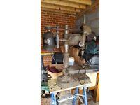 Bench Pillar Drill