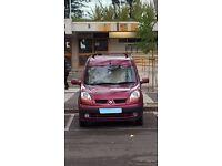 Renault Kangoo - Van/ mini camper