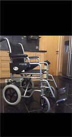 ROMA fully adjustable wheelchair