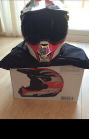 Child's helmet BRAND NEW ( Size L )