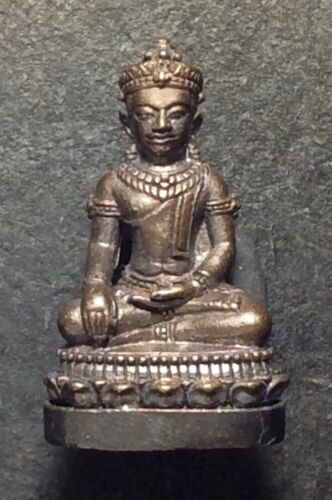 Thai Amulet-Phra Kring Chaiwat Jom Surin Mahaseththi-LP Hong-Thungmon Graveyard