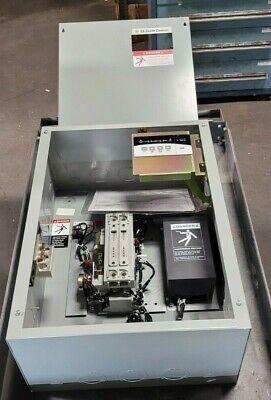 New Ge Zenith 200 Amp Automatic Transfer Switch 120240 Vac 2 Pole Zx3sc02021-02