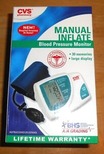 CVS-PHARMACY-MANUAL-INFLATE-BLOOD-PRESSURE-MONITOR-MODEL