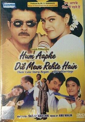 HUM AAPKE DIL MEIN REHTE HAIN - ORIGINAL BOLLYWOOD DVD