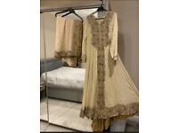 Brand new nikkah/engagement/bridal outfit