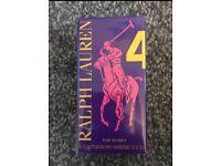 Ralph Lauren women's 4 big pony perfume