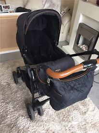 Silver cross Pushchair with accessories