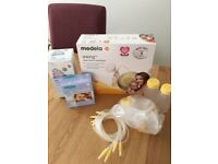 Electric Medela Swing breast pump