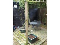 BIG STUDIO with GARDEN and all bills included! 5 min from the station! Willesden green!!!