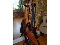 Manson MD-1 Electric Guitar - Atomic Orange