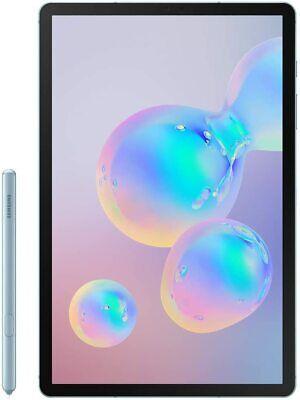 "Samsung Galaxy Tab S6 10.5"" 256GB Tablet includes S Pen - Cloud Blue"