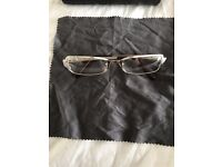PRADA Clear Glass Glasses