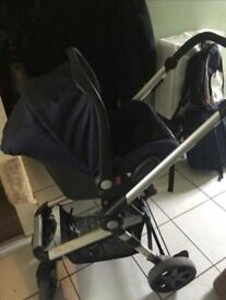 Travel system used for 12 weeks only