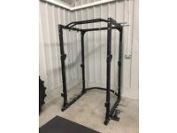 Strength Shop Commercial Power Cage with Extras
