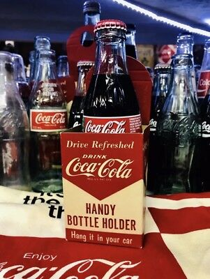 VTG Coca-cola Bottle One (1x) Handy Holder - Nos + never used/see pics! WSL