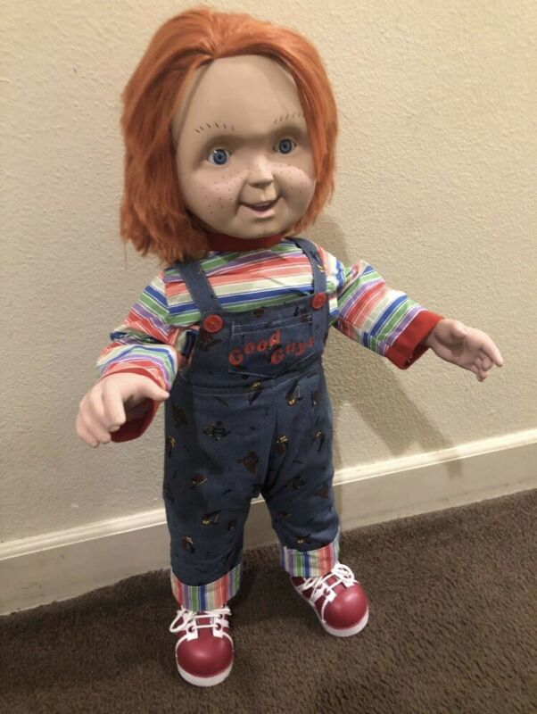 Chucky Doll Child's Play Life Size