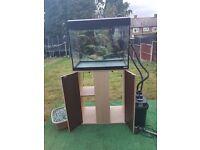 Fish tank 90 litres